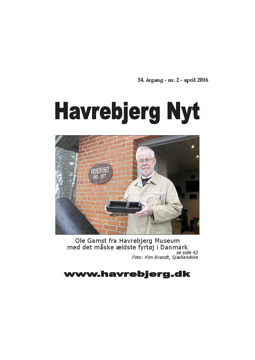 Havrebjerg Nyt 2 - 2016