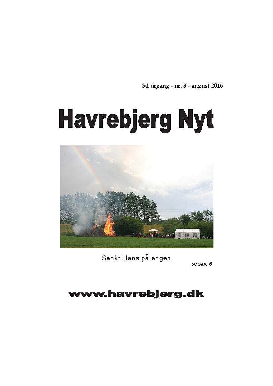 Havrebjerg Nyt 3 - 2016