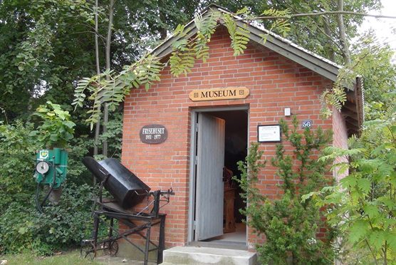Havrebjerg Museum – Frysehuset
