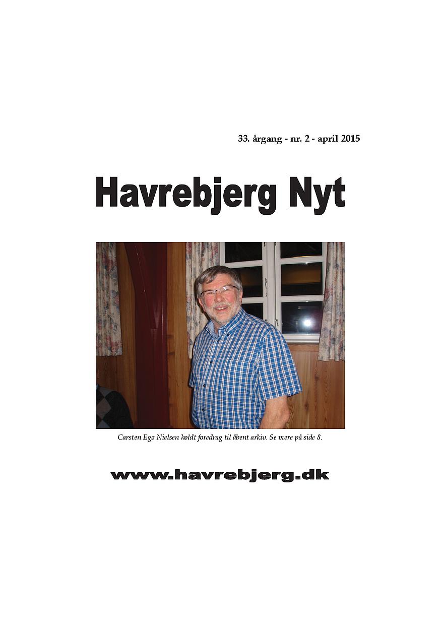 Havrebjerg Nyt 2 - 2015