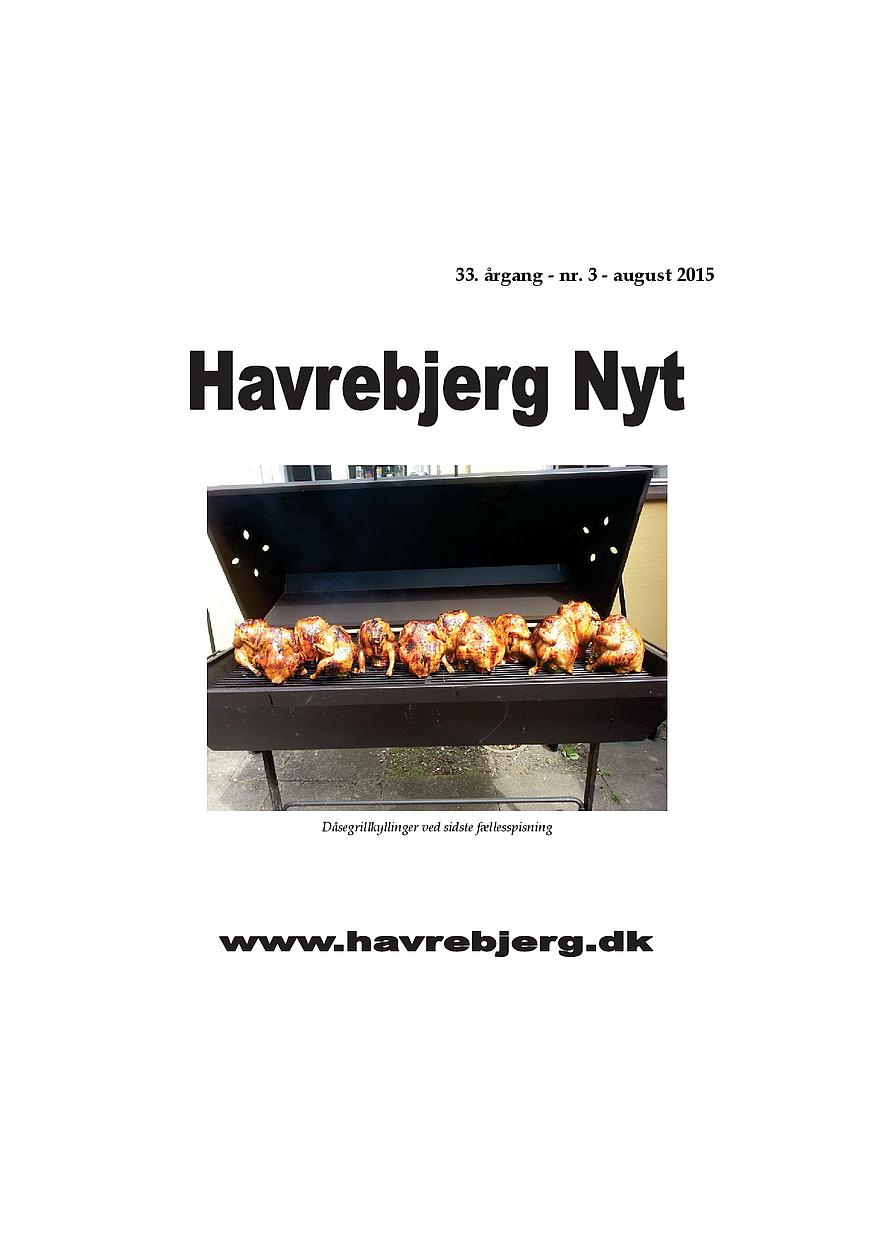Havrebjerg Nyt 3 - 2015
