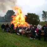 Heksen fløj til Bloksbjerg