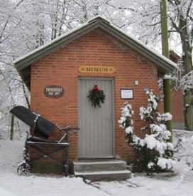 Julestue i lokalarkiv og museum