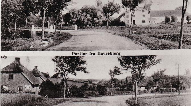 3xjubilæum på Havrebjerg Mølle