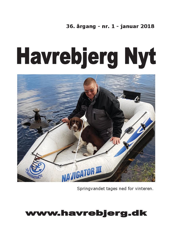 Havrebjerg Nyt 1 - 2018