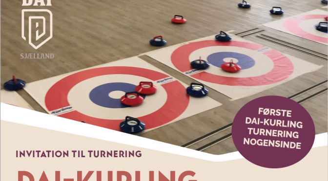 Invitation til DAI Kurling