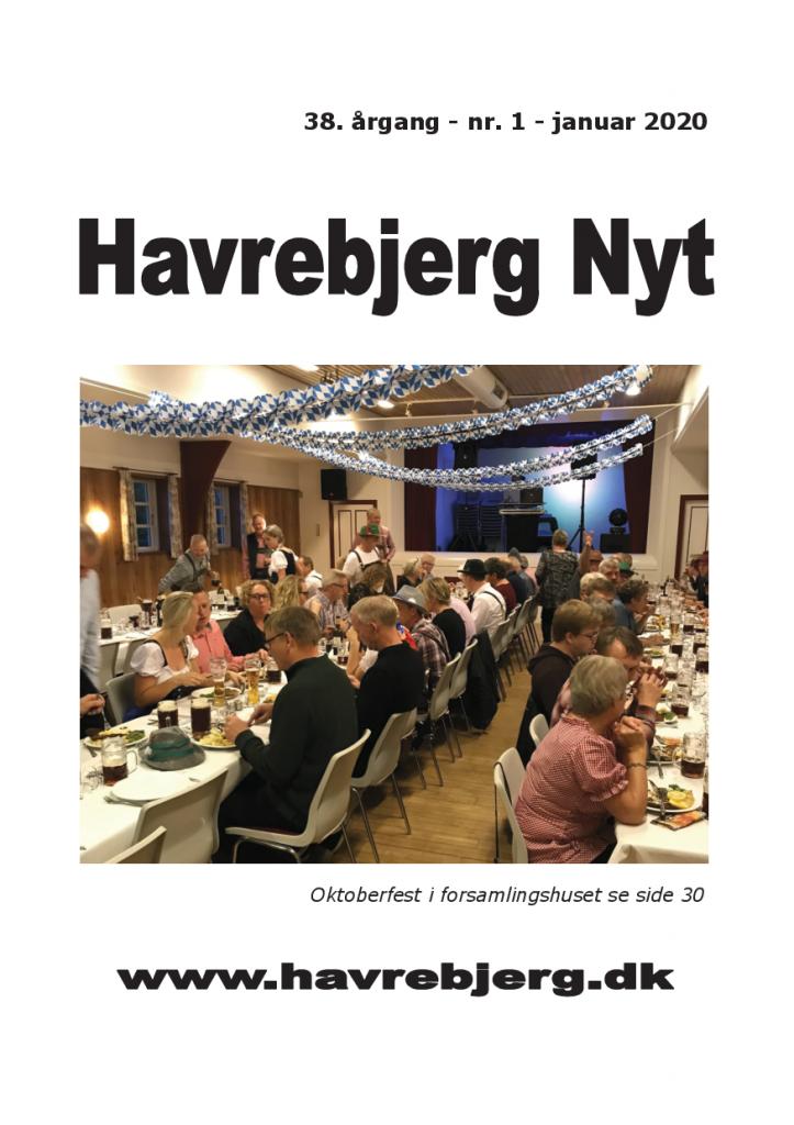 Havrebjerg Nyt nr. 1 2020
