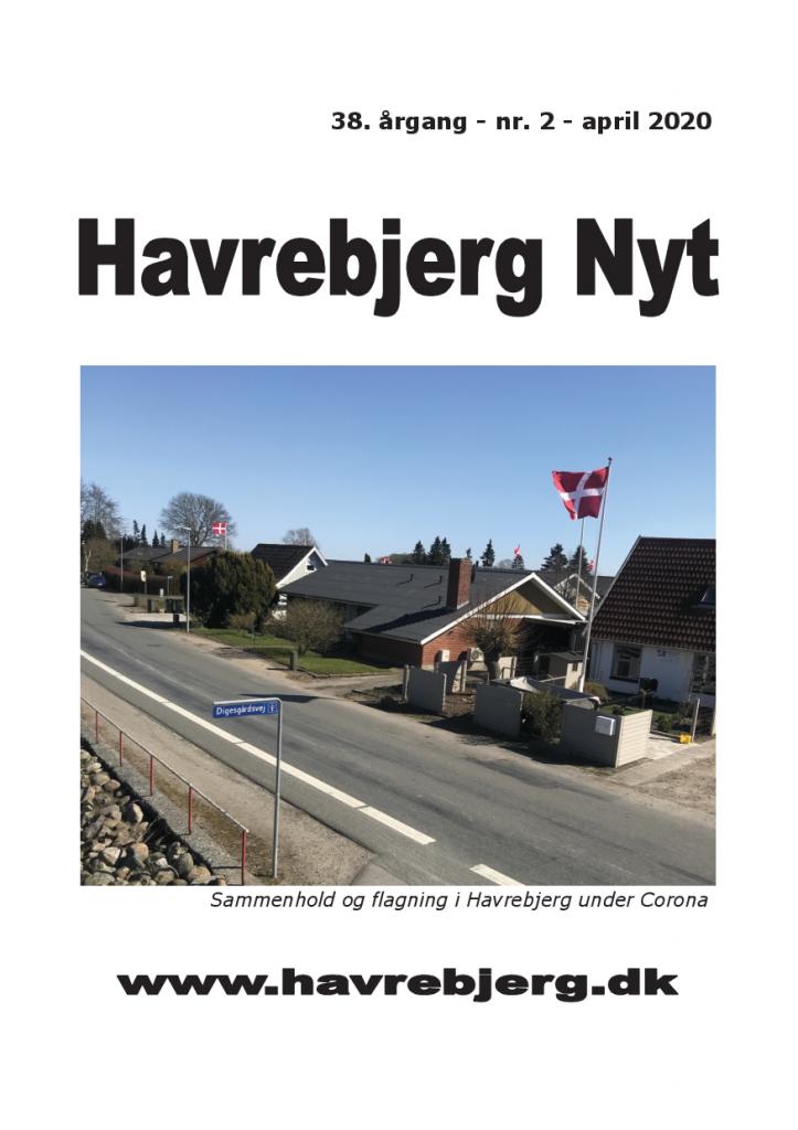 Havrebjerg Nyt nr. 2 2020