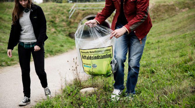Affaldsindsamling 2020