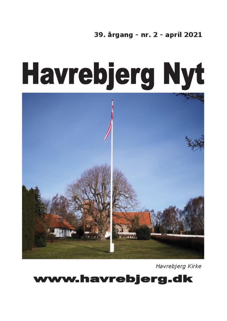 Havrebjerg Nyt nr. 2 2021